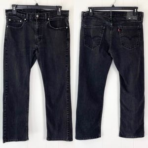 Levi's 559 Relaxed Fit Straight Leg Jeans 34 x 30